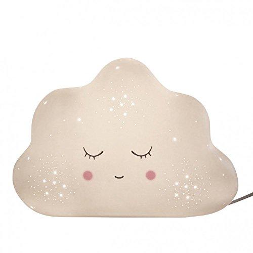 Lampe Céramique Nuage - Cadeau Maestro