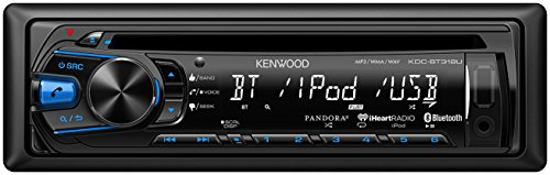 41psLEzC9CL amazon com kenwood kdc bt318u cd receiver with built in kenwood model kdc bt318u wiring diagram at mifinder.co