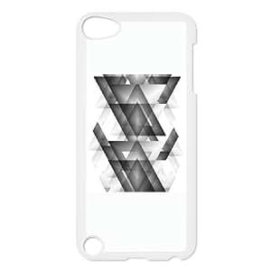 Trianglism iPod Touch 5 Case White JU0026244