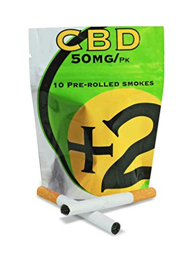 +2 CBD Herbal Cigarettes