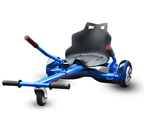 Cheap Go Kart Hoverboard Seat Attachment Accessories Hover Board Cart for All Ages Self Balancing Sc...