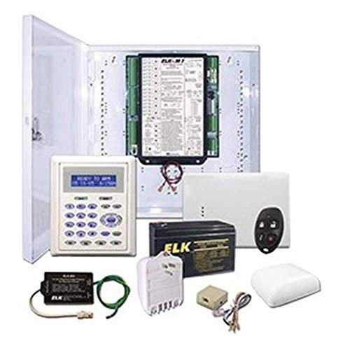 ELK Products Two-Way Wireless Ready M1 Gold Home Monitoring Kit