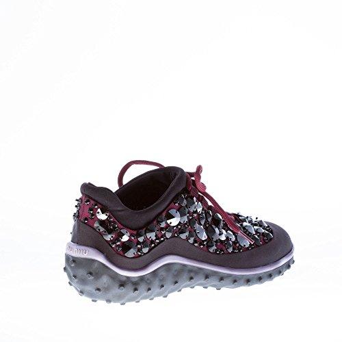 in pi Sneaker miu miu Donna Raso CHtPwcqpa