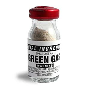 Special Ingredients - Prank & Revenge - Green Gas - Fart Inducer Powder