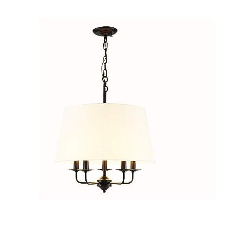 candelabro Araña Creativa Iluminación Simple Techo LED ...