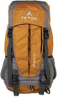 TETON Sports Adventure Backpacks; Lightweight, Durable Daypacks for Hiking, Travel and Camping: Not Your Basic