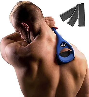 BAKBLADE Back Shaver 2.0 ELITE Depilación para Hombres y ...