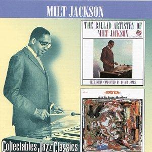 Ballad Artistry of / Vibrations by MILT JACKSON (1999-05-25)