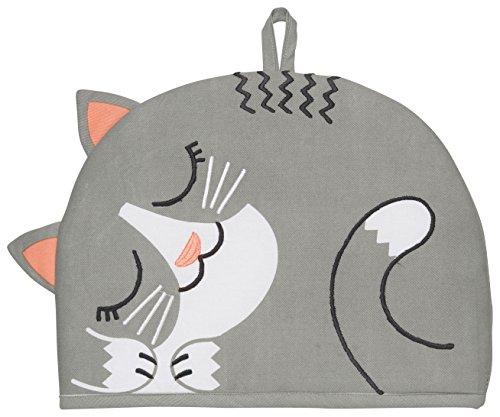 - Now Designs 807888 Tea Cosy, Pekoe Cat,