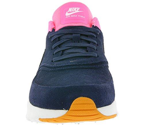 Nike 845062-400 - Zapatillas de deporte Mujer Azul (Obsidian / Obsidian / Digital Pink / Sunset)