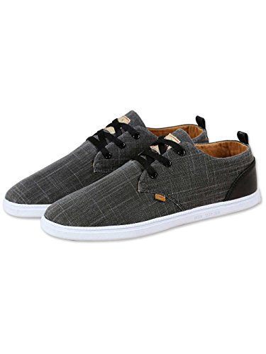 Djinns Men Shoes/Sneakers Low Lau Indo Lin Black cheapest price online 87jmALz