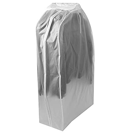 Amazon.com: eDealMax PEVA duradero polvo transparente ropa ...