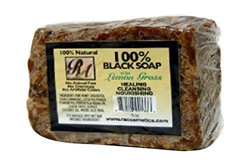RA Cosmetics Black Lemon Grass