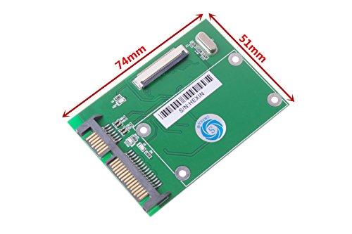 SMAKN® 1.8'' CE ZIF HDD to SATA Serial ATA 7+15Pin 22-Pin Adapter Converter by SMAKN (Image #3)