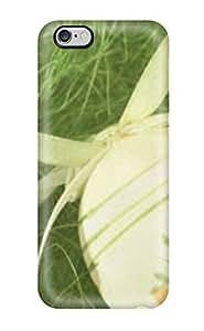 Defender Case For Iphone 6 Plus, K Green Pattern