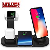 Best Wireless Chargers - SODYSNAY Wireless Charger, 3 in 1 Wireless Charging Review