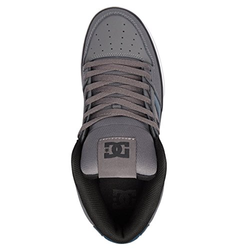 DC Shoes Scarpe Spartan High Grey/Green