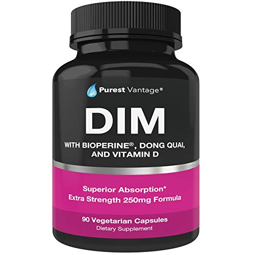 Pure DIM Supplement 250mg