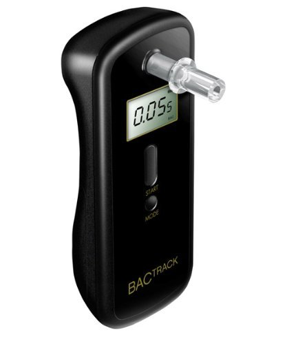 BACtrack S75 Professional Breathalyzer Portable Breath Alcohol Tester by BACtrack by BACtrack (Image #1)