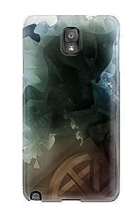 Cute Tpu LeeJUngHyun Brunettes Touhou Dressheads Case Cover For Galaxy Note 3