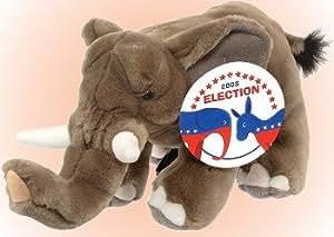 Stuffed Republican Party Elephant