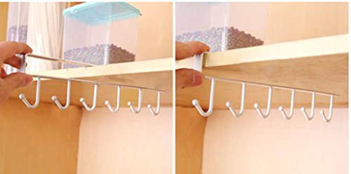Review YJYdada Kitchen Storage Rack