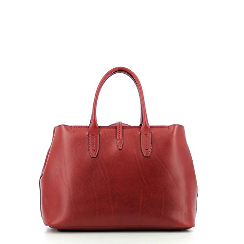 Shopper Dalston red_red, rot