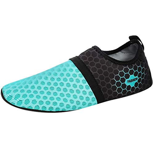 HAPPIShare Water Shoes Barefoot Quick-Dry Aqua Socks for Swim Shoes Yoga Exercise Surfing Beach Shoes for Women Men