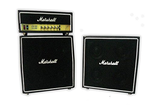 - Miniature Amp Marshal 3 stack for Miniature Guitar