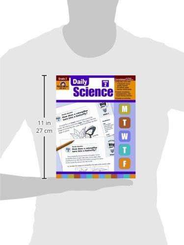 Daily Science, Grade 2: Evan Moor: 9781596734203: Amazon.com: Books