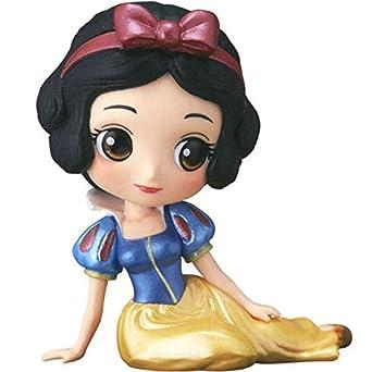 amazon disney characters q posket petit girls festival 白雪姫 単品