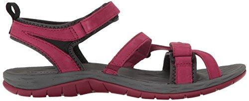 Merrell Women's Siren Strap Q2 Athletic Sandal, Beet Red, 8 M US by Merrell (Image #7)