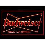 Lamazo Budweiser King Beer Bar Led Light Sign