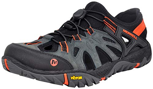 (Merrell Men's All Out Blaze Sieve Water Shoes, Grey Dark Slate, 10 M US)
