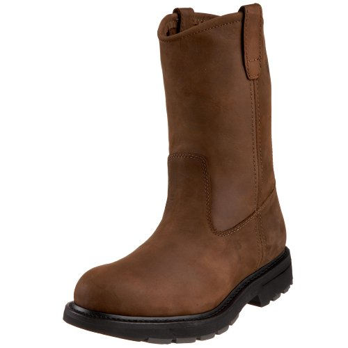 Wolverine Men's W04727 Wolverine Boot, Dark Brown, 8.5 M US