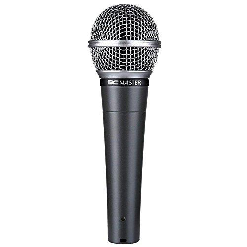 crophone, Dynamic Microphone, Xlr Microphone For open-mic, Singing, Speech, Presentation ( Two-years warranty ) ()