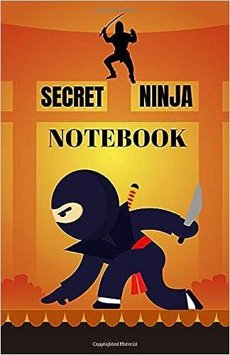 Secret Ninja Notebook: Amazon.es: Laureano Gallardo: Libros ...
