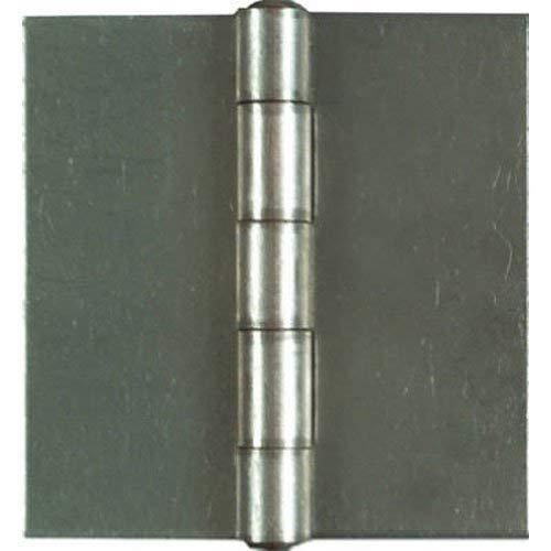 Stanley N273-904 3 x 3 in. Plain Steel Weldable Door -