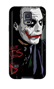 New Style The Joker Premium Tpu Cover Case For Galaxy S5 6077312K53641481