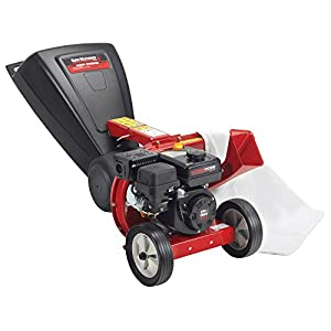 Yard Machines 24A-45M4500 3-In-1 Chipper/ Shredder, 2″ Chipper Capacity – 208cc PowerMore OHV Engine