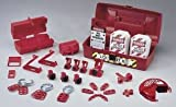 Ideal 44-972 Plant Facility Lockout and Tagout Kit