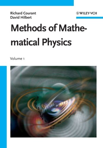 001: Methods of Mathematical Physics, Vol. 1