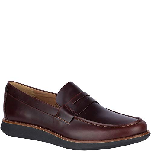Sperry Men's STS19428 Penny Loafer, Amaretto, 9.5 M US