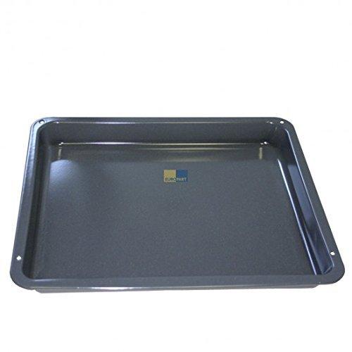 AEG Electrolux Backblech, Fettpfanne emailliert 425x360x43mm für Backofen - Nr.: 387028820 auch IKEA, Zanussi