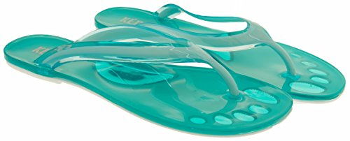 Keddo Vert Design Studio Footwear Tongs Femmes Bout Yw5xqp1
