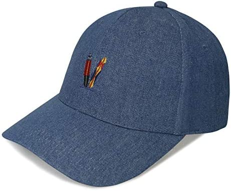 41psf%2BdYkdL. AC Zenssia Unisex Adjustable Plain Baseball Cap Dad Hat    This adorable and classic cap is perfect cap for anywhere you go. This cap combines both colorful styles to turn your head and comfort for your all-day wear. You can use it for your usual day-to-day activities. A Must Have Item!