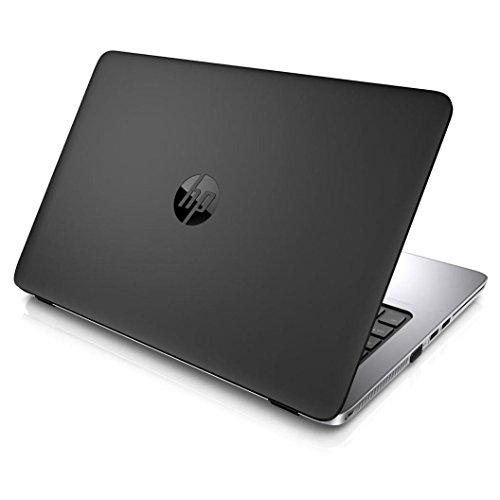 (Renewed) HP 820G2 Elitebook 12 inch Screen Laptop (fifth Gen Intel Core i5 – 5300U /8 GB/240 GB SSD/Windows 10 Pro), Black
