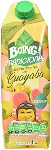 Boing Boing Jugo sabor Guayaba de 1 Lt, Guayaba, 1000 mililitros