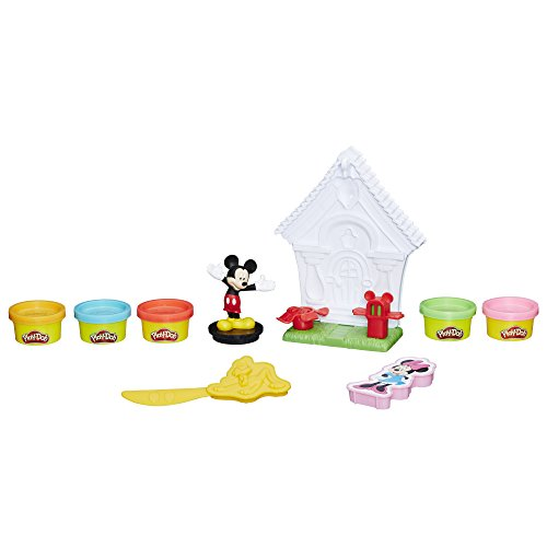 - Play-Doh Disney Mickey Mouse Magical Playhouse