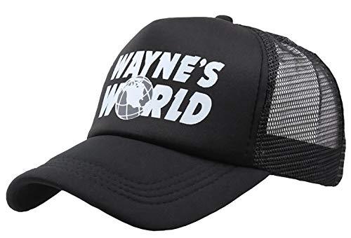 AGSHCQI Waynes World Hat Cap Baseball Cap Adjustable